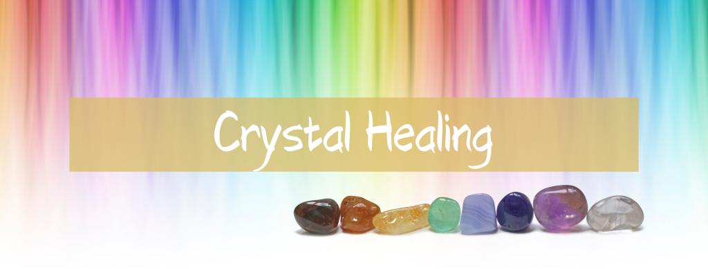 Crystal healing Gateshead