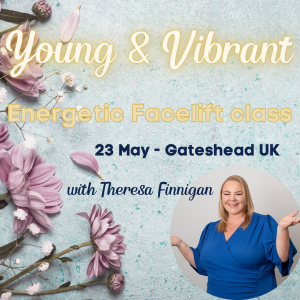 Energetic facelift Theresa Finnigan Crystal Cottage UK