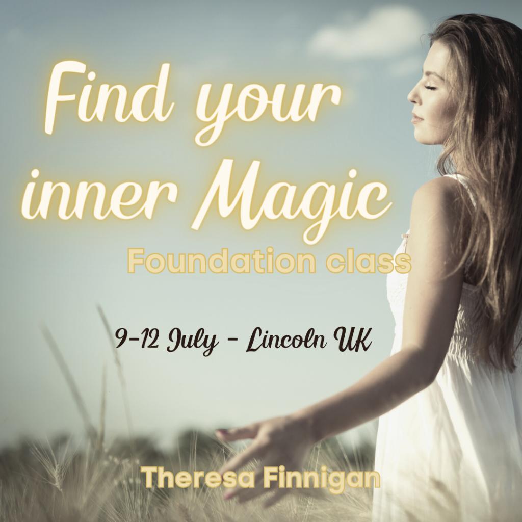 Foundation class Theresa Finnigan
