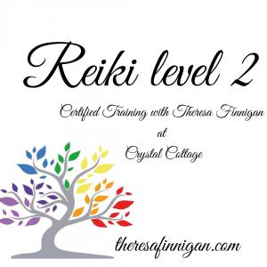 Reiki level 2 training UK