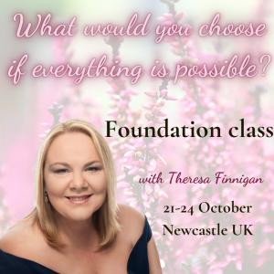 Foundation class Newcastle Theresa Finnigan